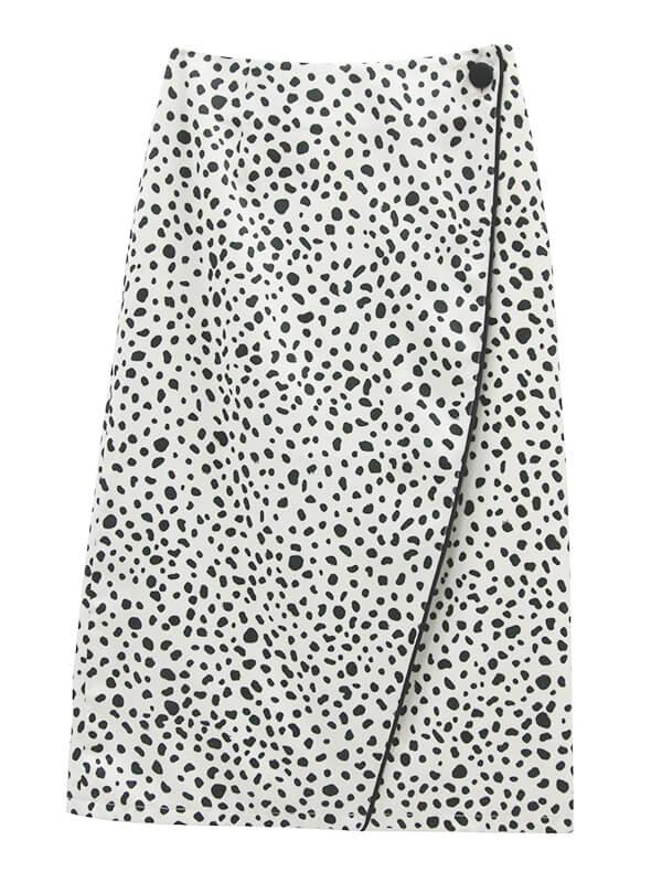 ダルメシアンタイトスカート