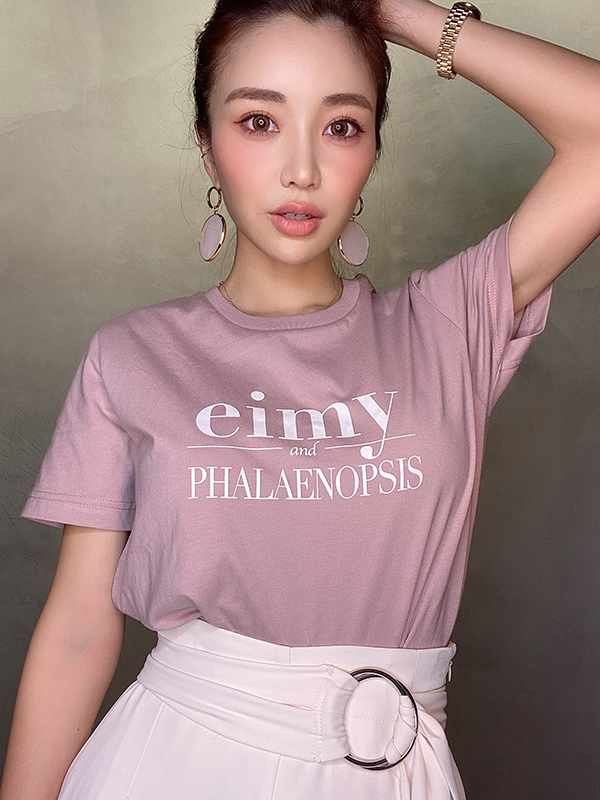 eimy and Tシャツ